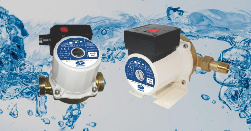 Como funcionam as bombas de circulacao de agua quente