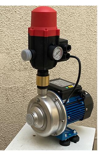 Pressurizador serie fit